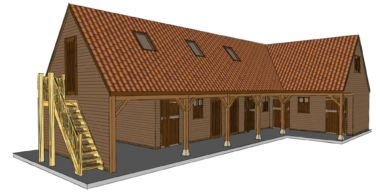 Design Ideas For Stables American Barns Amp Equestrian