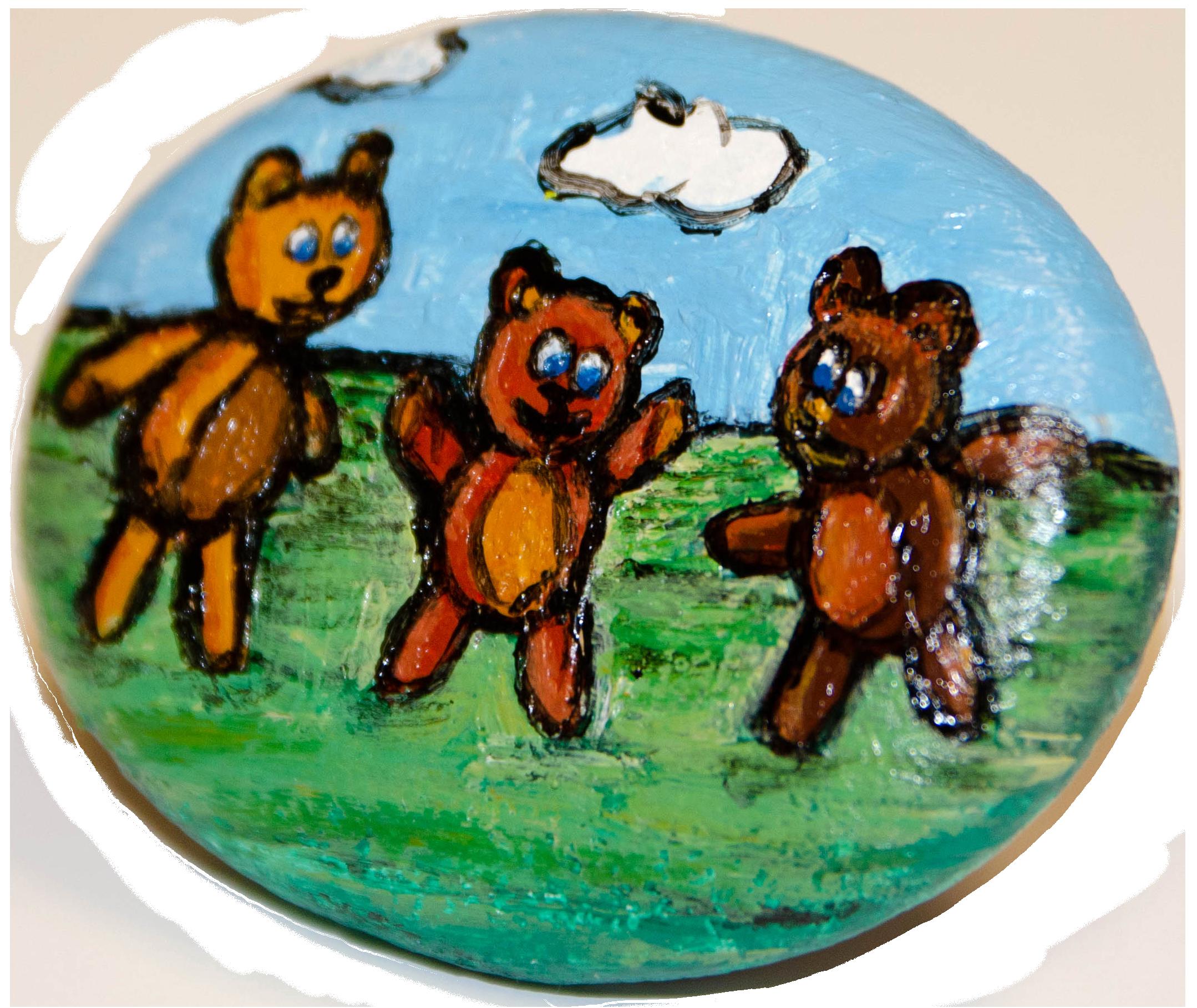 A Teddy Bear's Picnic