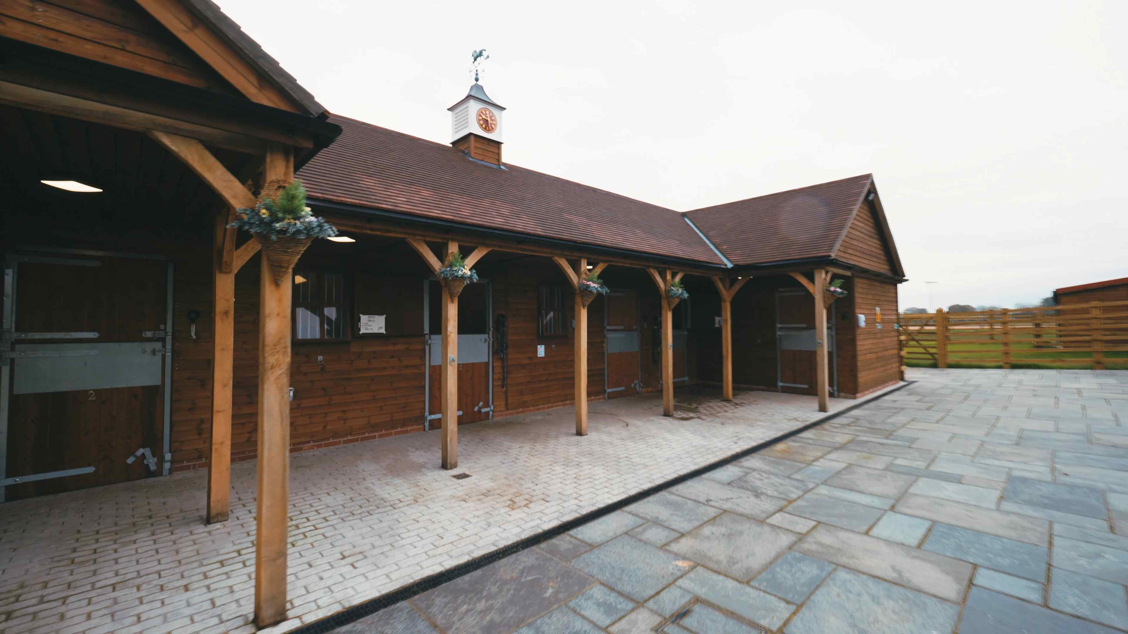 Bespoke Stable Manufacturers Designers Of Equestrian Buildings