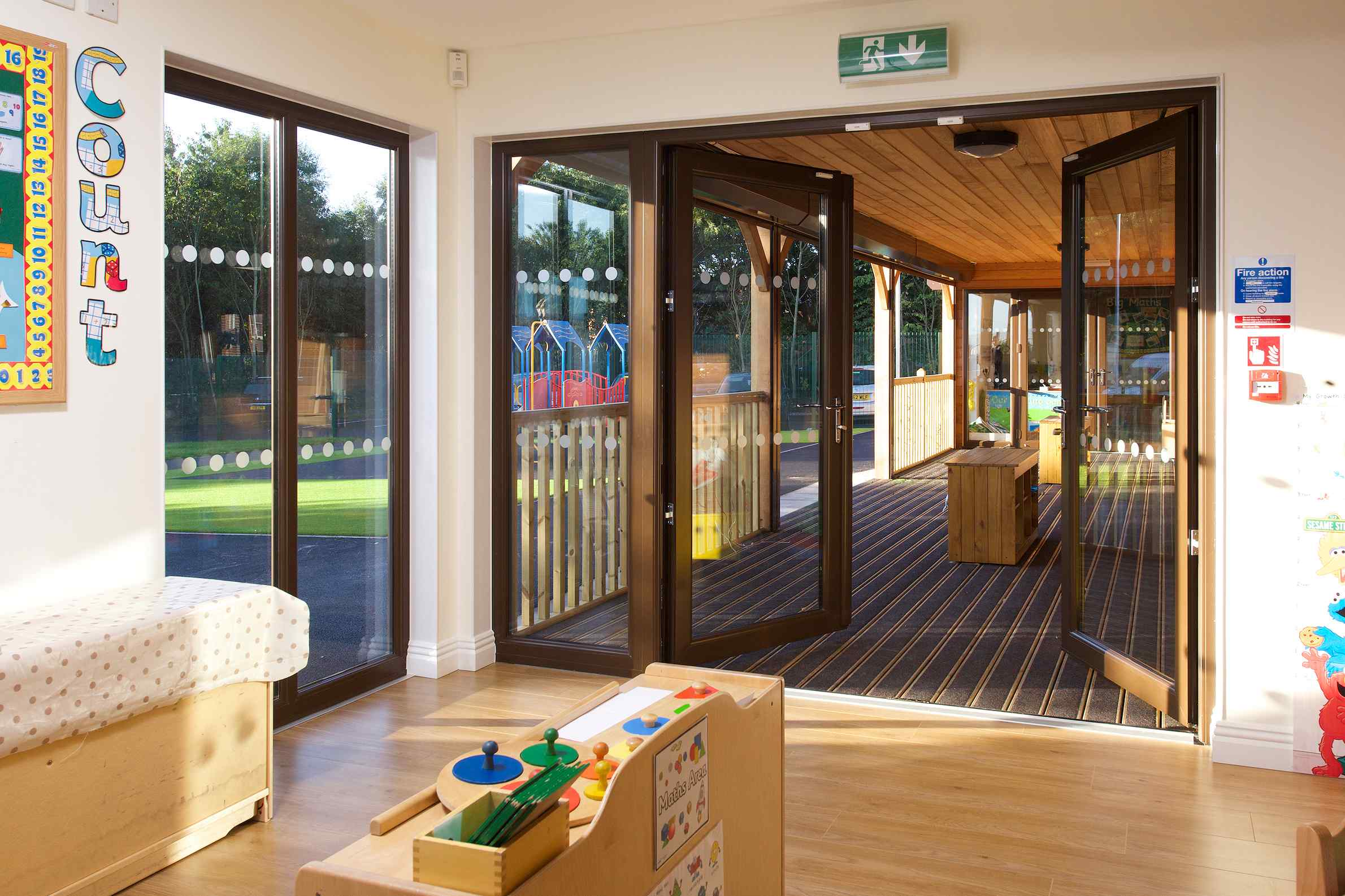 Modular Nursery Classrooms Preschool Buildings For Education