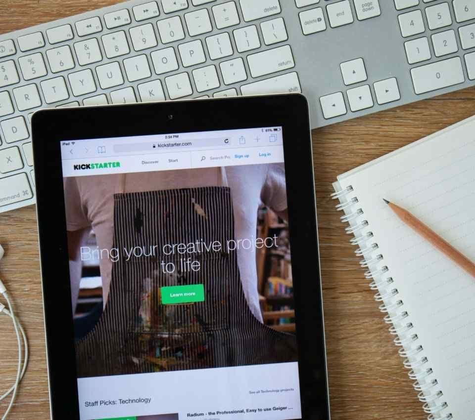 Crowdfunding opportunities